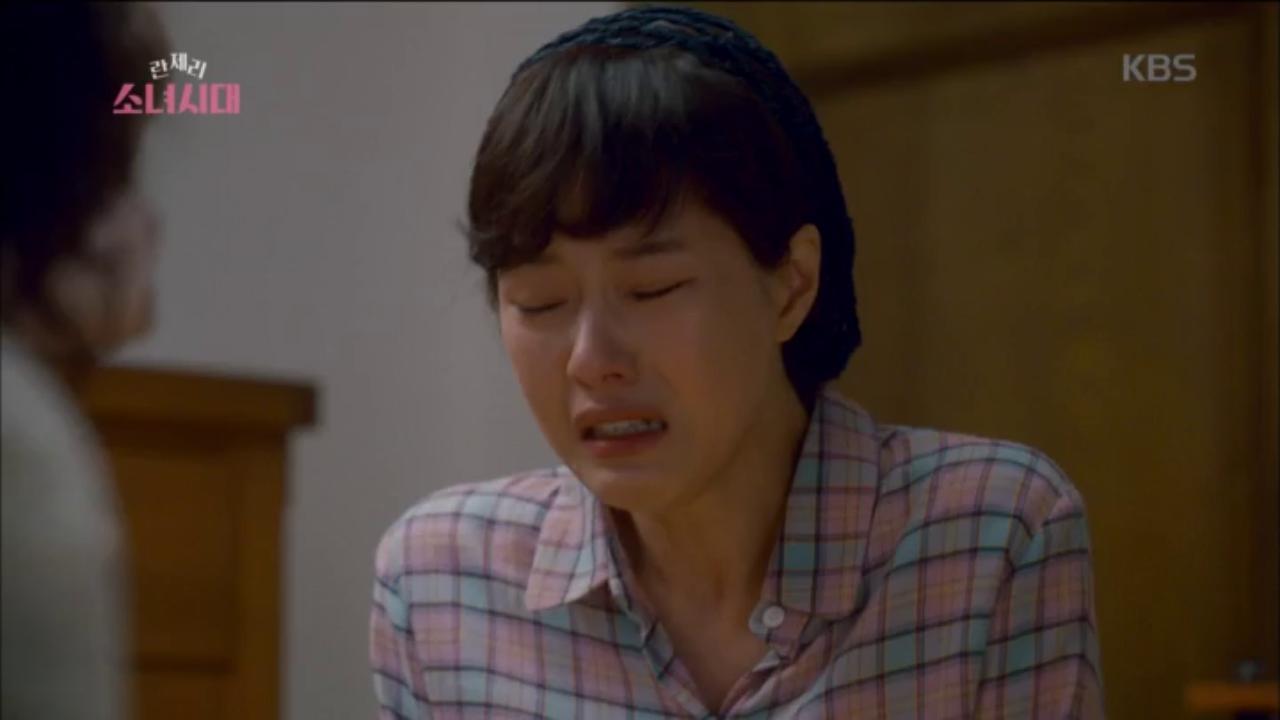 """박하나, 김선영의 덕담에 """"죄송합니다"""" '눈물'"""