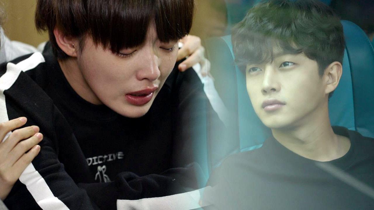 (고무신) 김민석의 빈자리 실감한 최아라, 터져버린 눈물 ㅠ_ㅠ