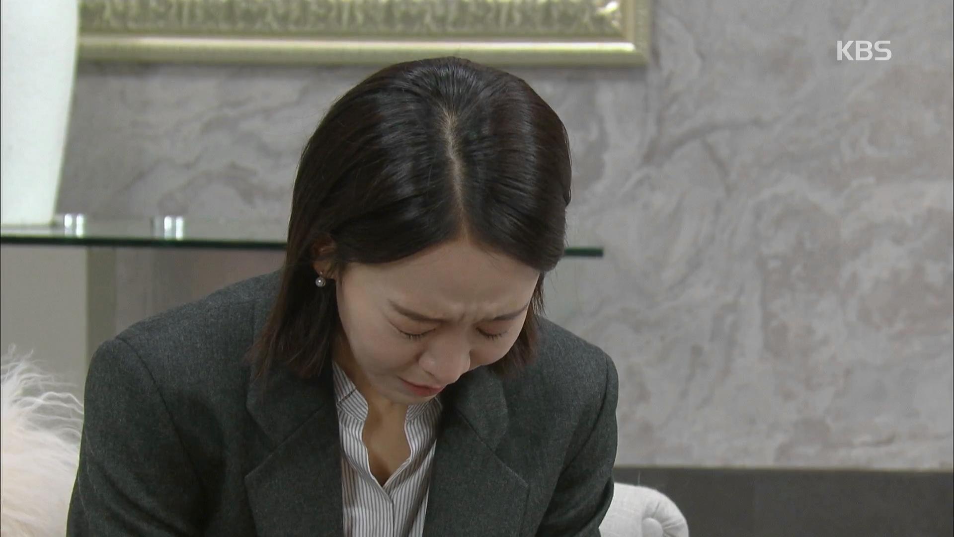 신혜선, 유학 권유에 나영희전노민 앞에서 결국 눈물 혼란