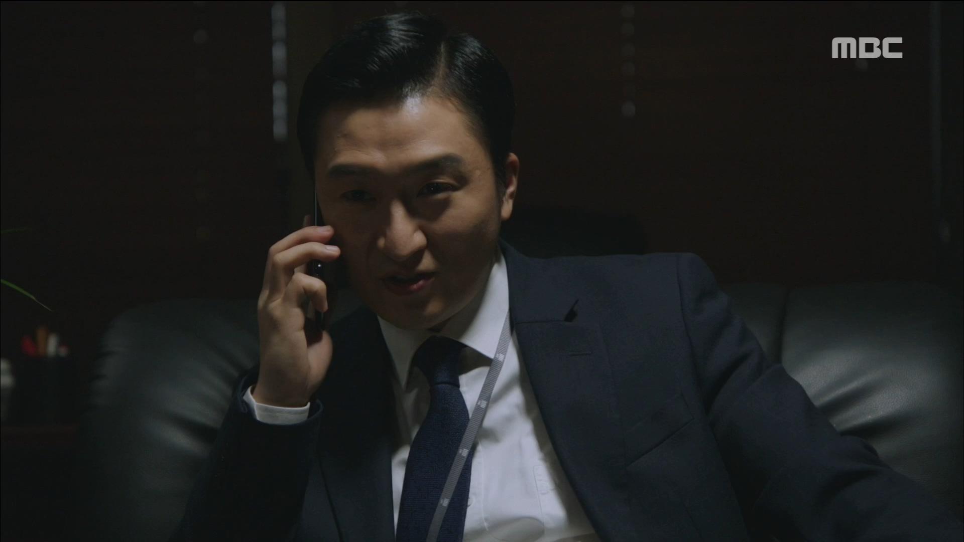 김준원,최종환에 협박전화!살인자 만날 용기가 없네요~