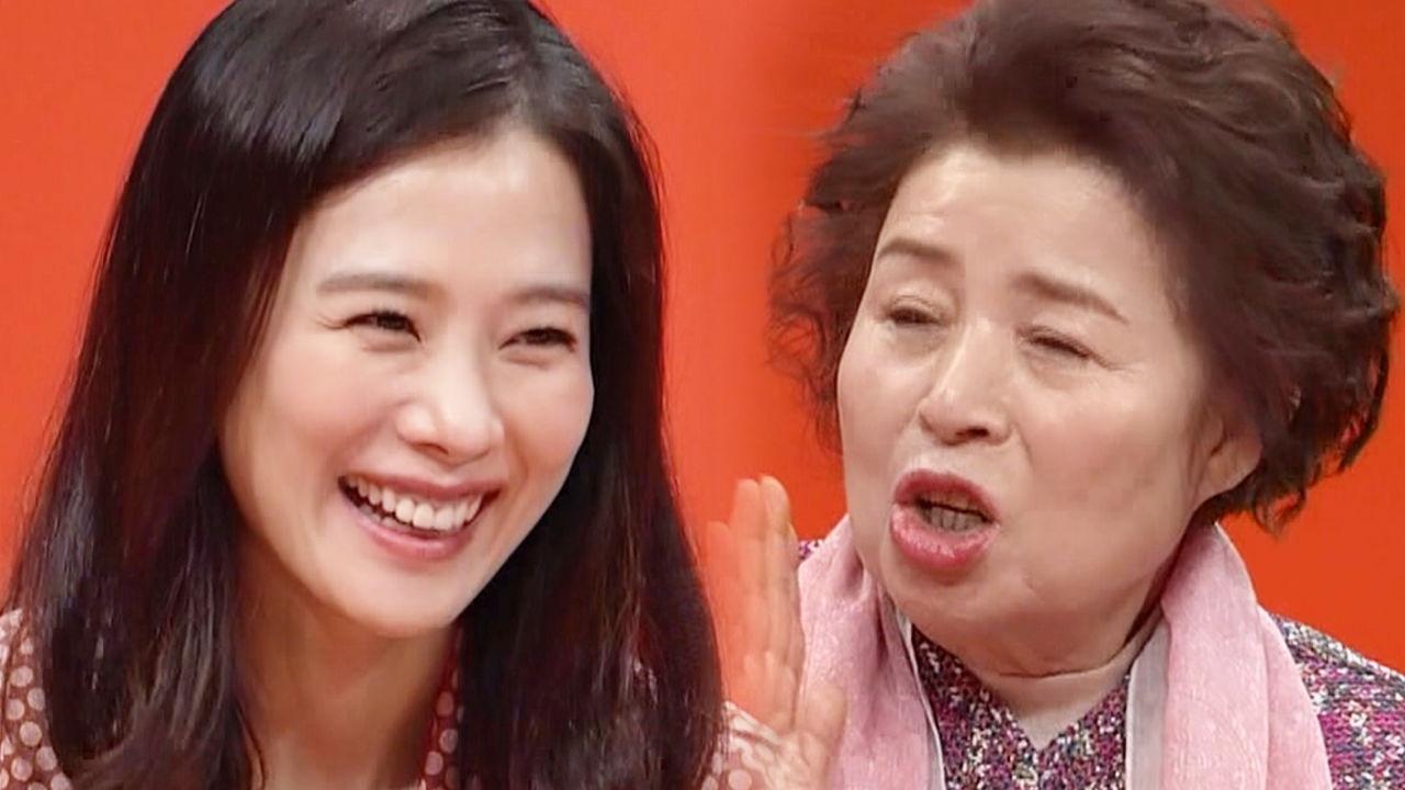 토니, 김현주에 엉뚱 발언 마흔 된 처녀 흔치 않아