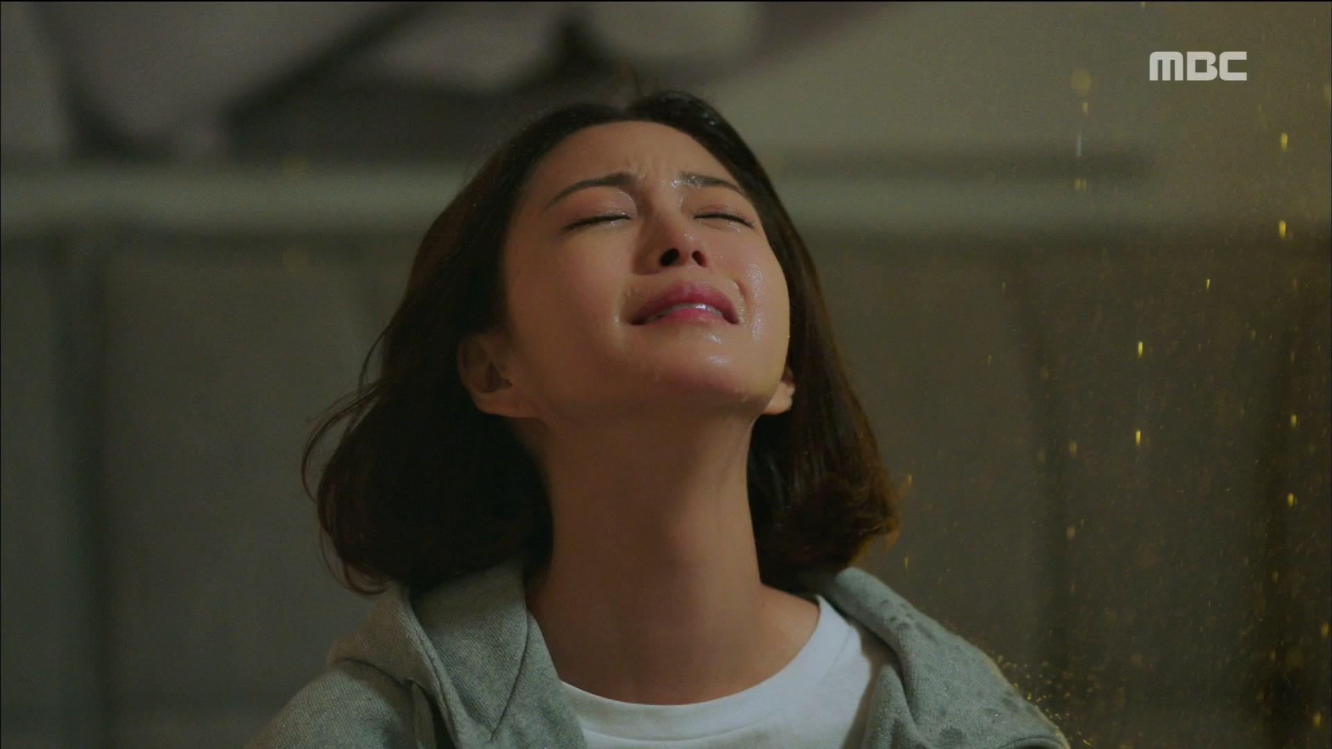 한예슬, 김지석 웨딩사진에 억장이 무너지다