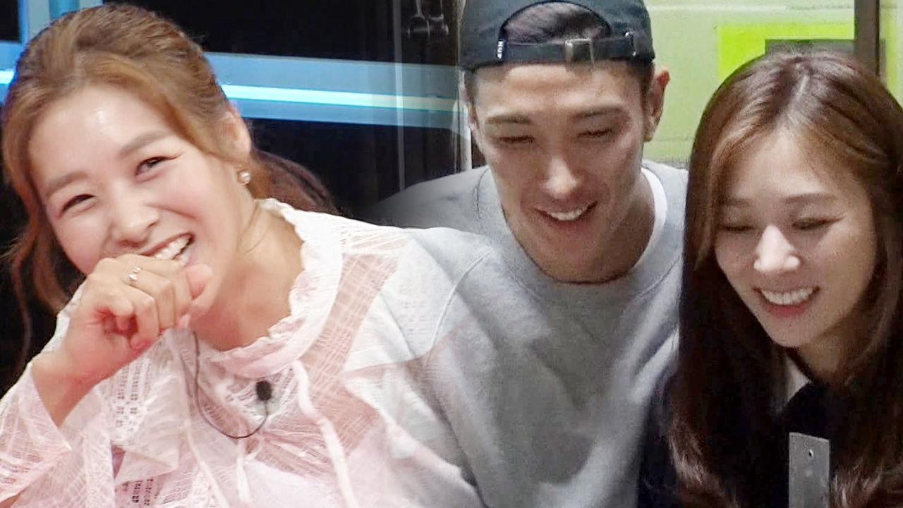 장신영강경준, 궁합도 완벽한 복덩이 커플 찹쌀본능