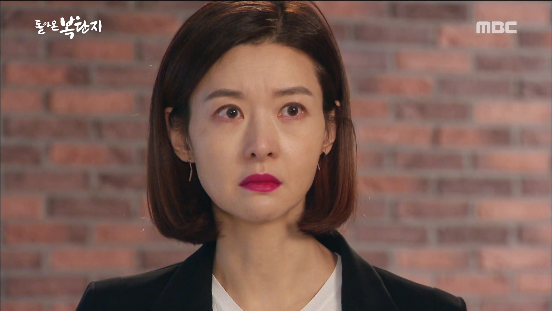 송선미, 기자회견에서 공개된 블랙박스 영상에 당황