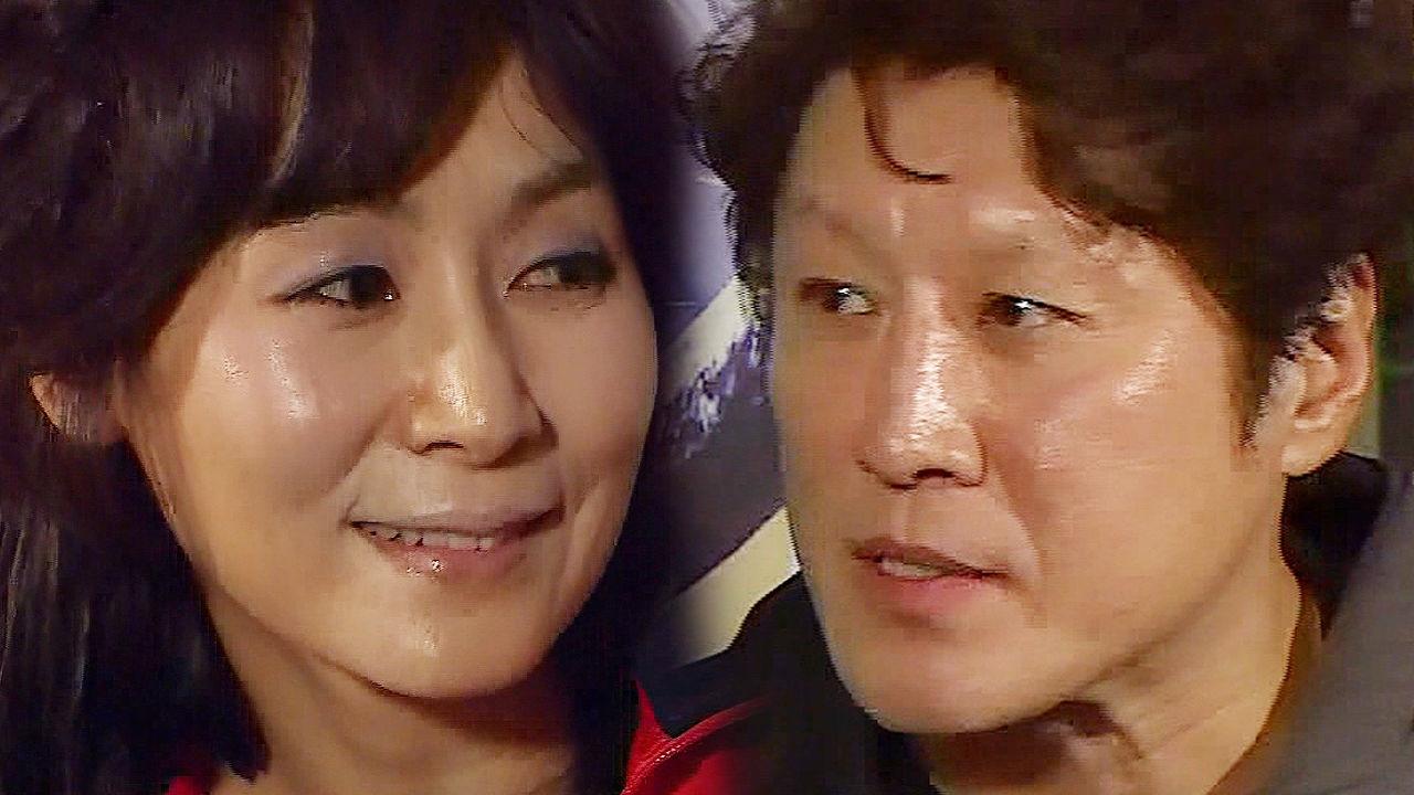 김정균, 오솔미와 25년 만의 재회 첫 멘트 예뻤는데