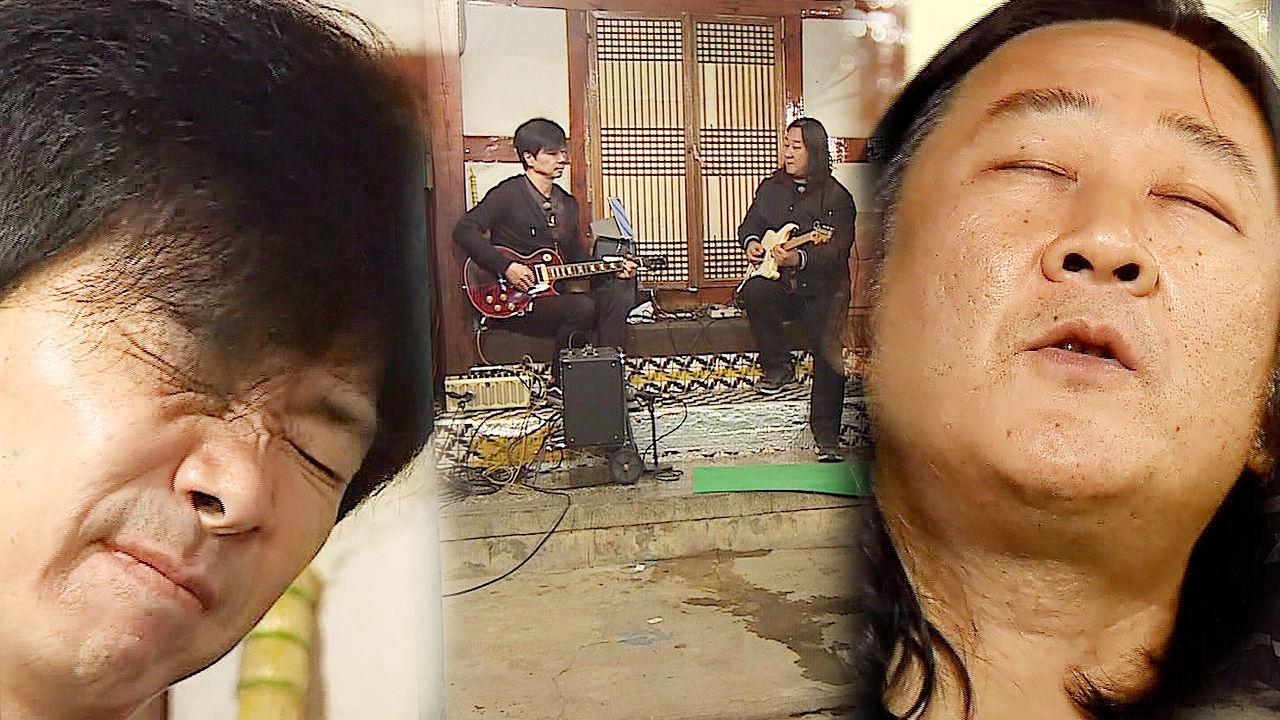 김도균장호일, 대구 출신 기타리스트의 황홀한 합주