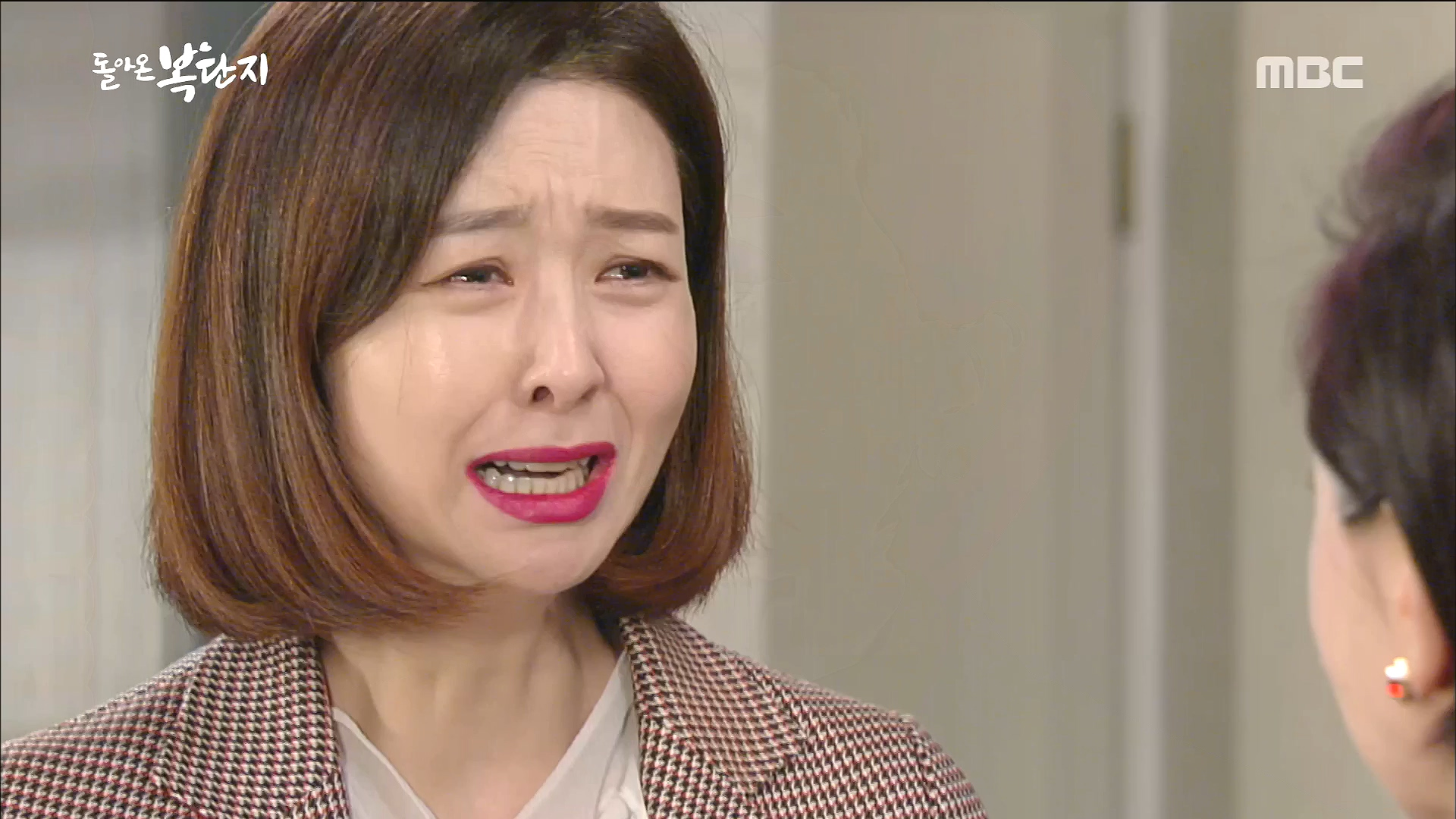 송선미, 이혜숙에 내 인생 어떡해! 분노