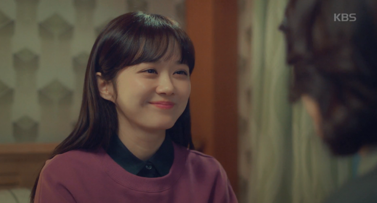 장나라, 母 김미경과 '따뜻한 이별'