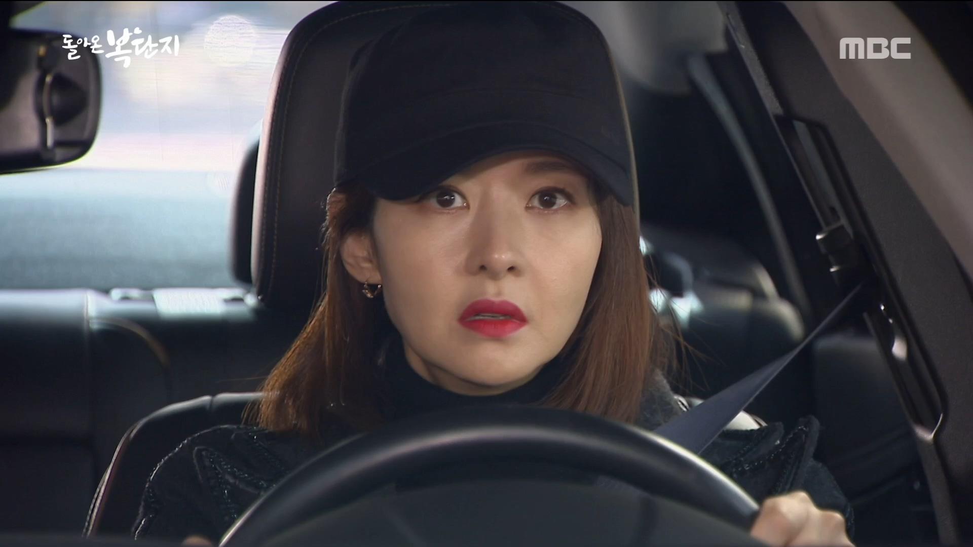송준희 데리고 도주하는 송선미!