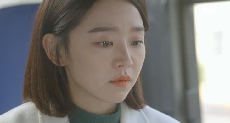 신혜선, 박시후에 작별 고하고 눈물