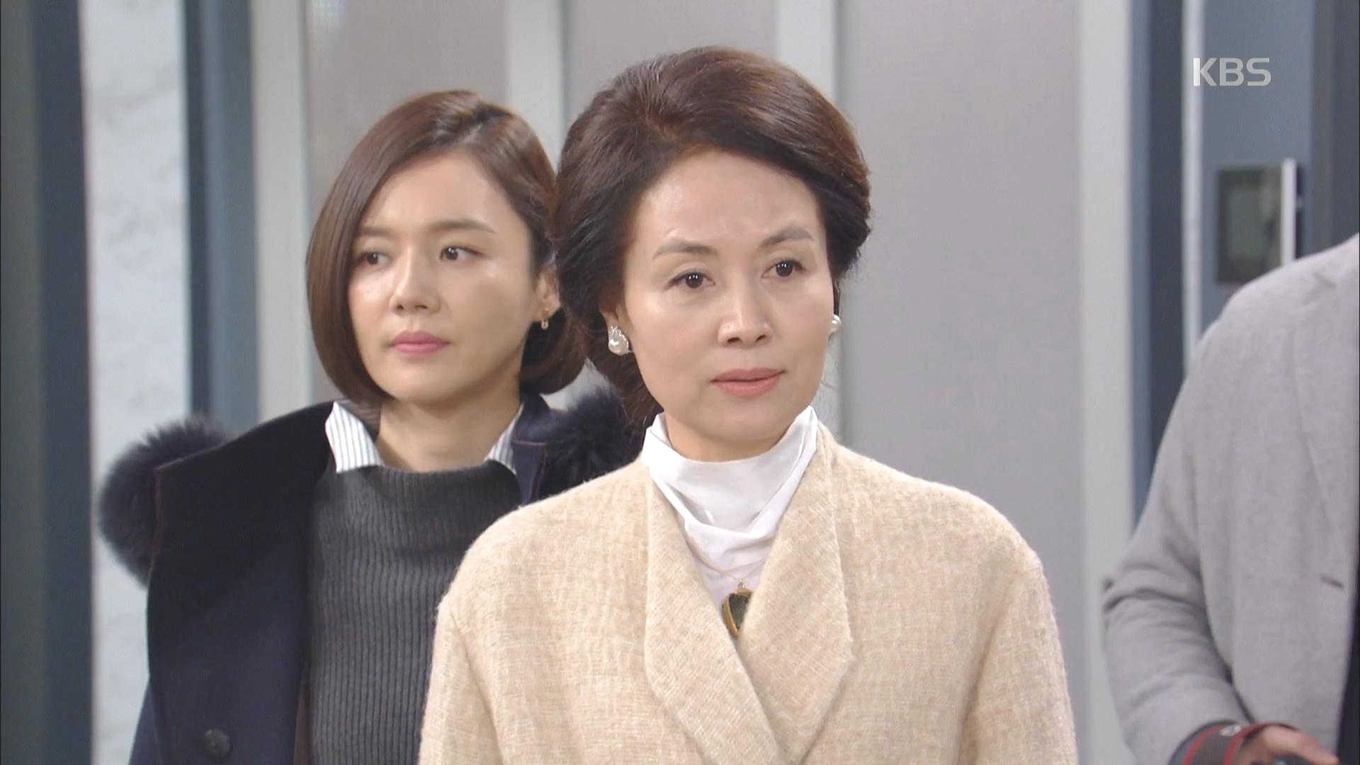 이덕희, 박철호 꿍꿍이 막았다 정계 은퇴 취소.