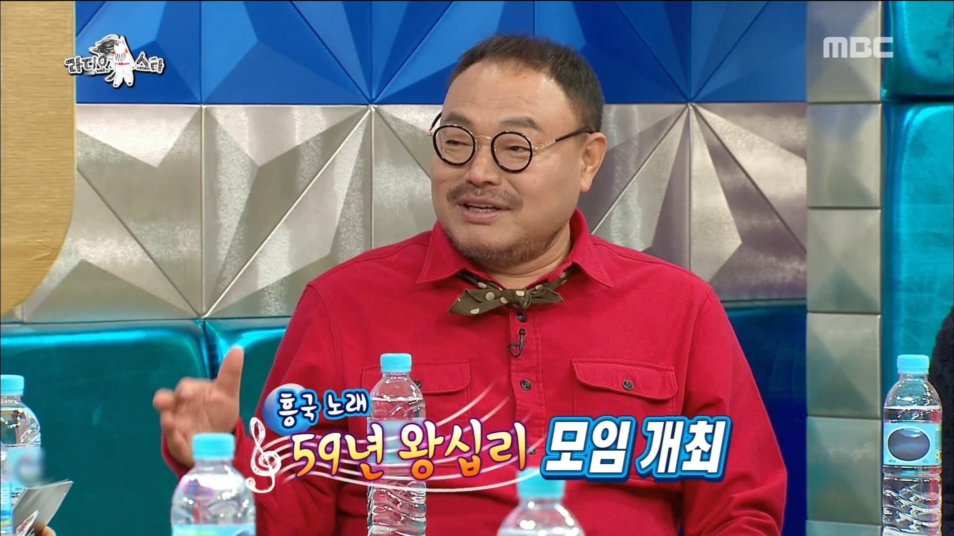 김흥국이 직. 접 주최한 돼지국밥쇼의 비하인드스토리 대공개!