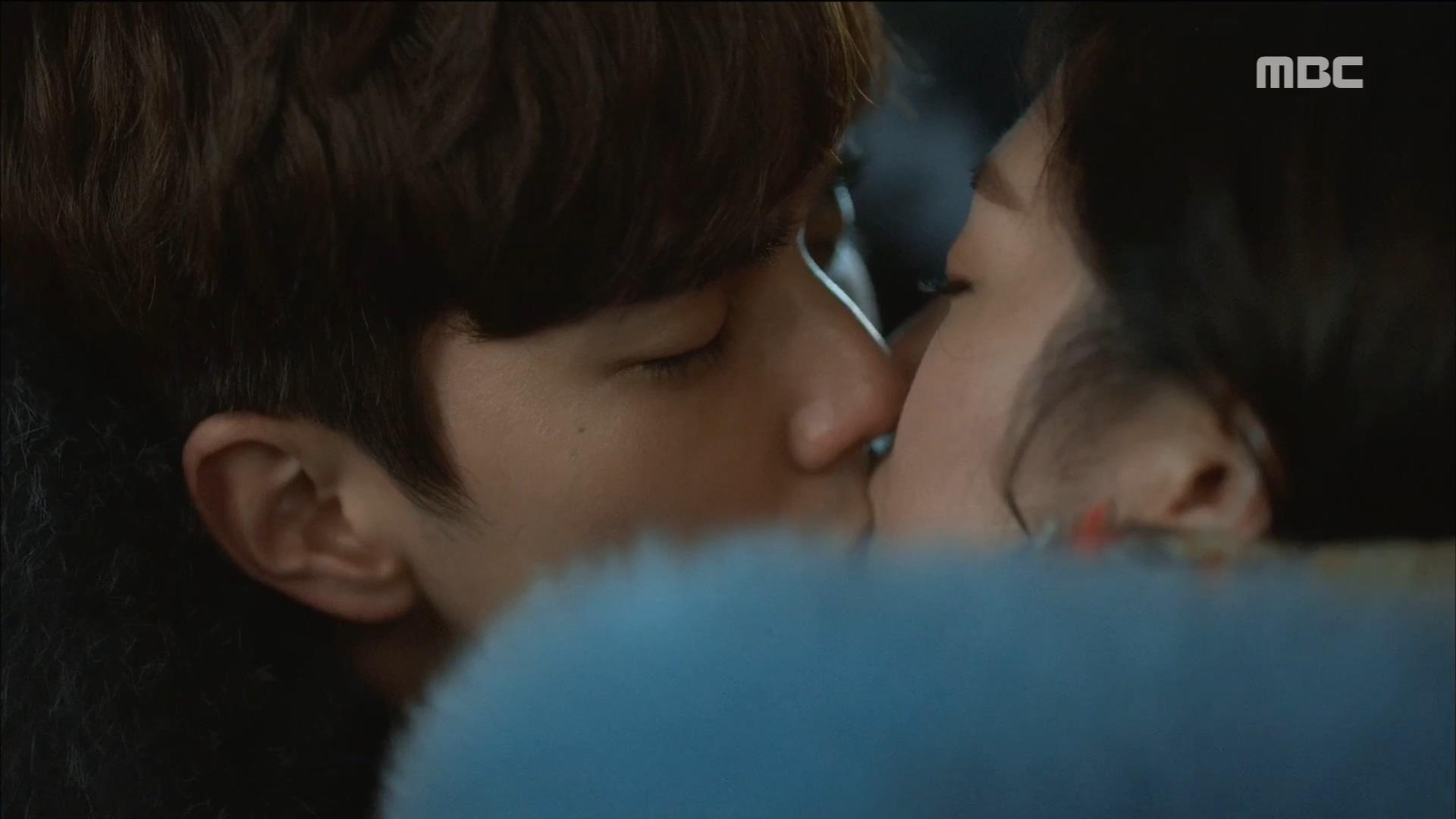 유승호채수빈, 서로의 마음을 확인하는 키스