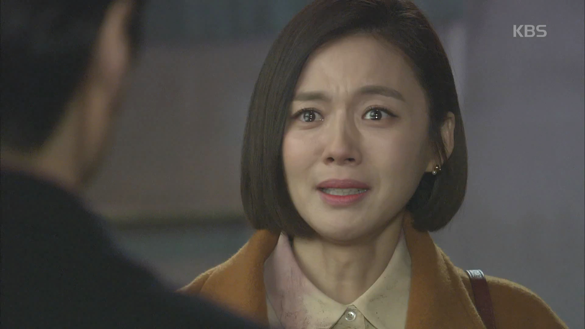 강세정, 김다현에 염치불구하고 인욱씨한테 갈게요 눈물.