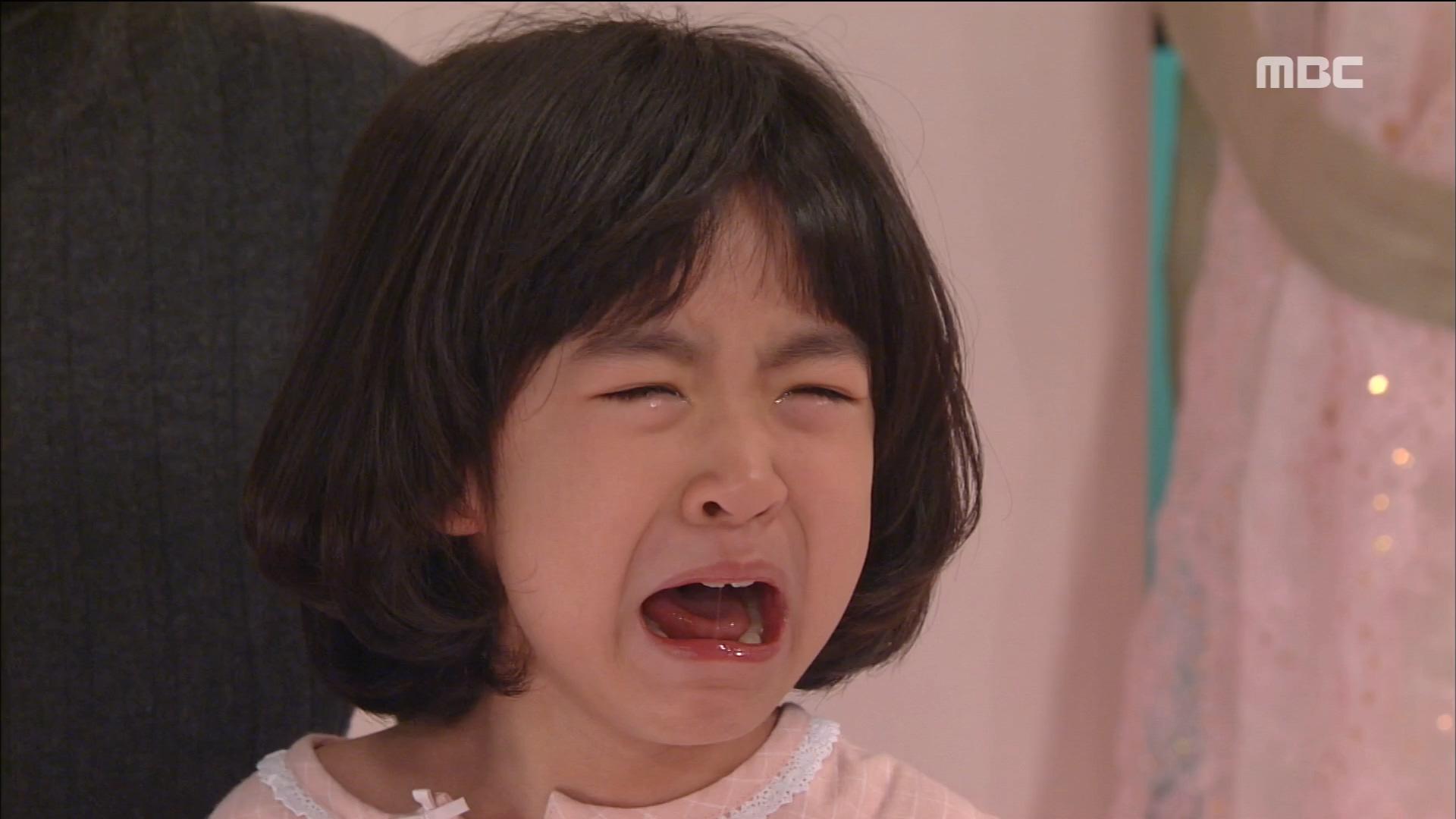 서효림을 엄마라고 강요하는 김수미, 김한나 울음바다!