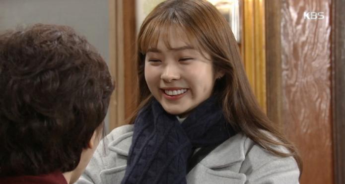김혜옥, 오랜만에 만난 서은수에 웃음꽃