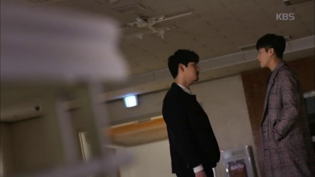 윤박, 나 송그림 좋아해 윤두준과 김소현 두고 신경전