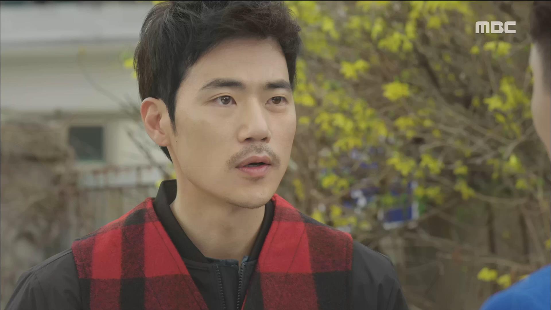 김강우, 유이 집 앞에 찾아온 정상훈에 '우리 사랑하는 사이야'