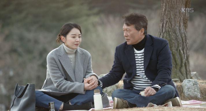 천호진과 대화 회상하는 신혜선 '내가 너무 미안해서…'