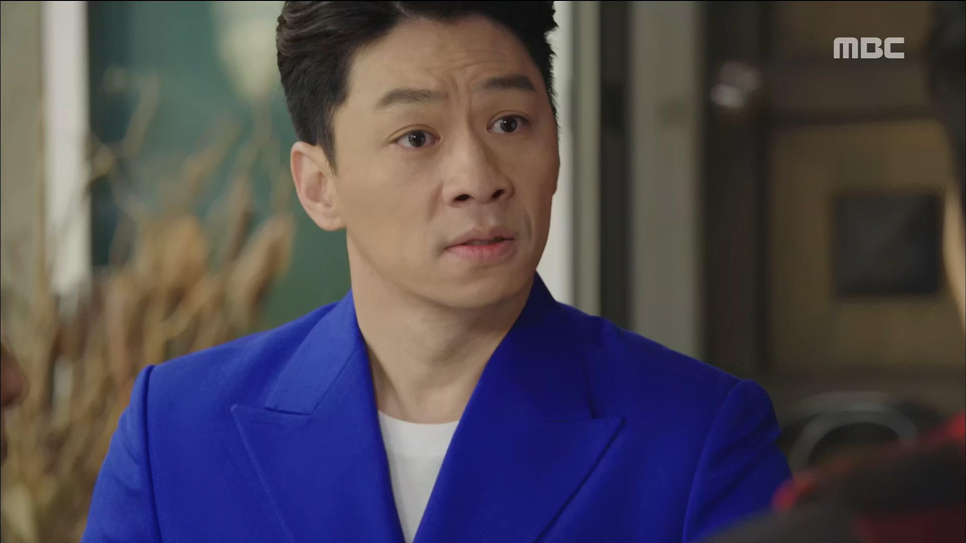 '너 유이 좋아해?' 김강우, 정상훈에 폭탄 발언!