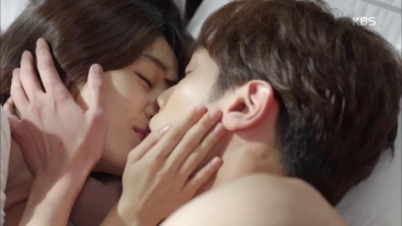 최다니엘♥백진희, 드디어 시청자가 원하고 원한 '첫날밤'