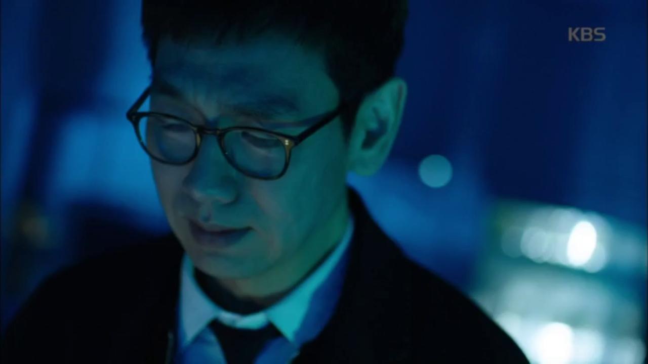 김태우, 이다희 사망에 망연자실 '눈물'