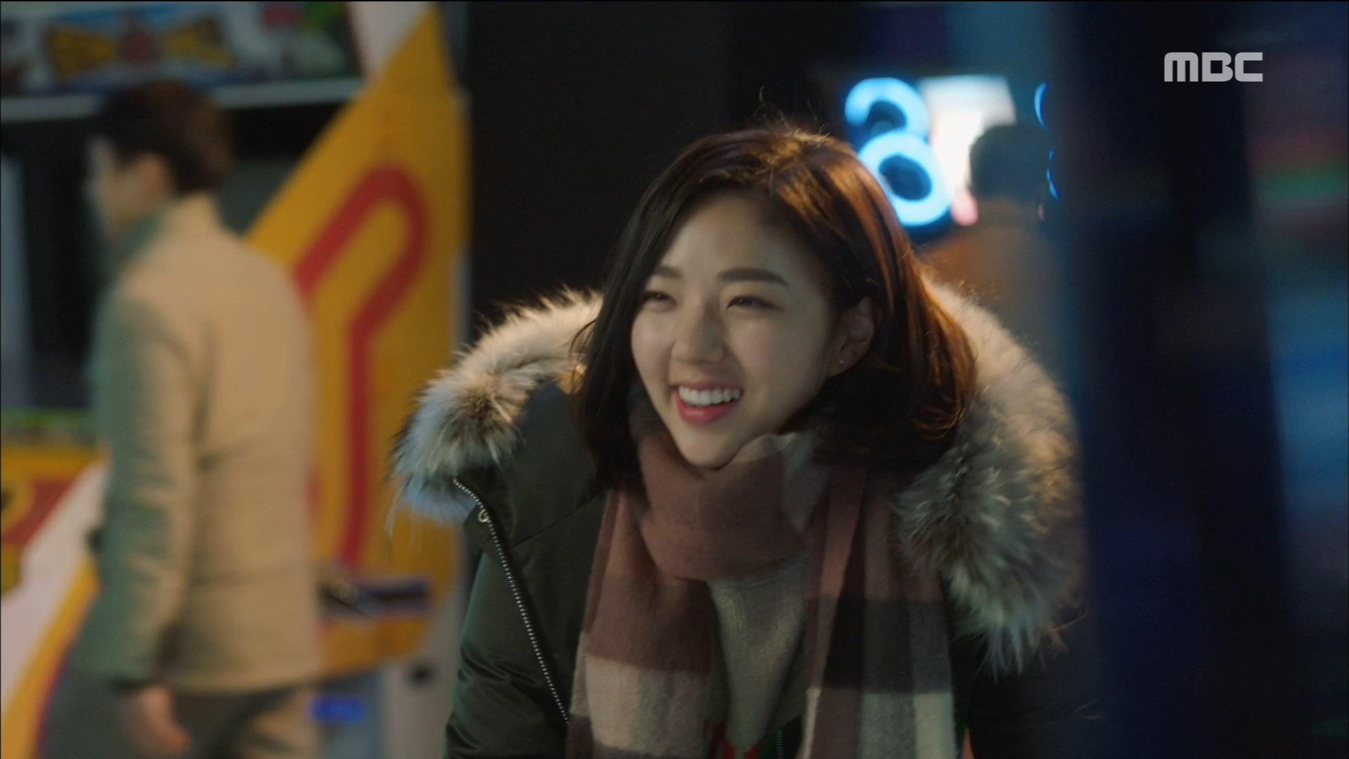 유승호×채수빈, 알콩달콩 오락실 데이트♥