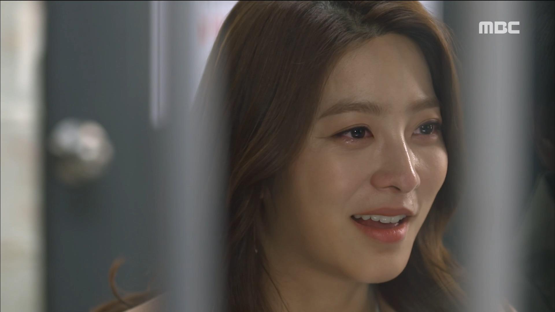 사과하는 박지일에게 박세영,   '돌아와 주셔서 감사해요'