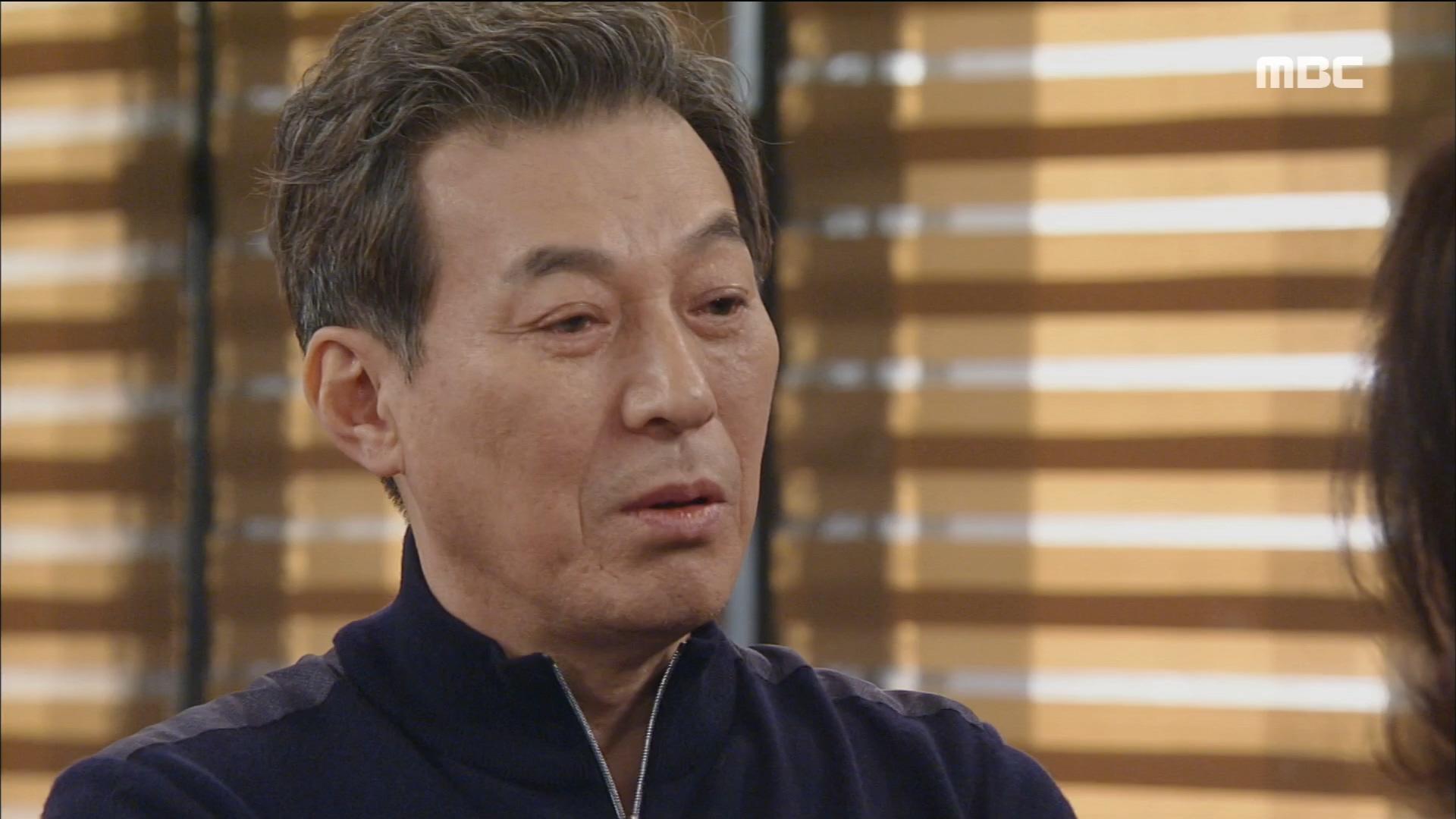 김갑수, 김미숙에 미안하고 고마운 마음.. '내가 바보였어'