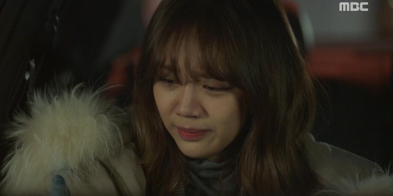 이혜리, 최일화 '과거'를 듣고 충격의 눈물