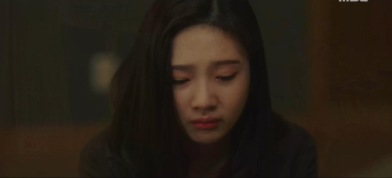 박수영, 우도환의 '진심'읽으며 눈물