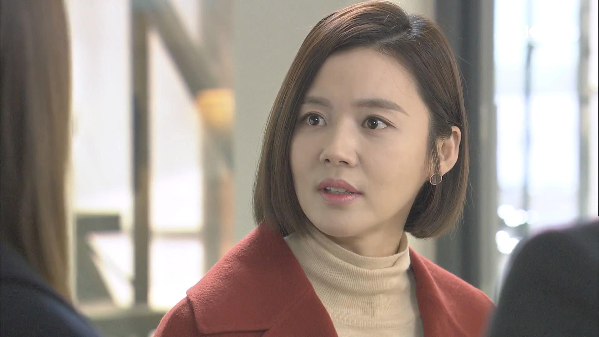 """강세정, 박정아에 """"네 것 아닌거에 집착 마""""."""