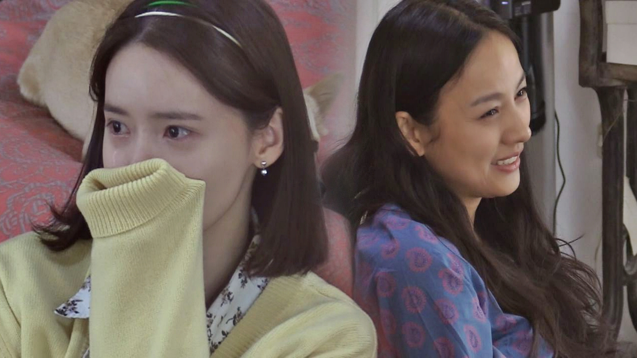 '윤아만의 뮤직비디오' 만든 효리&상순에 감동♥ (눈물)