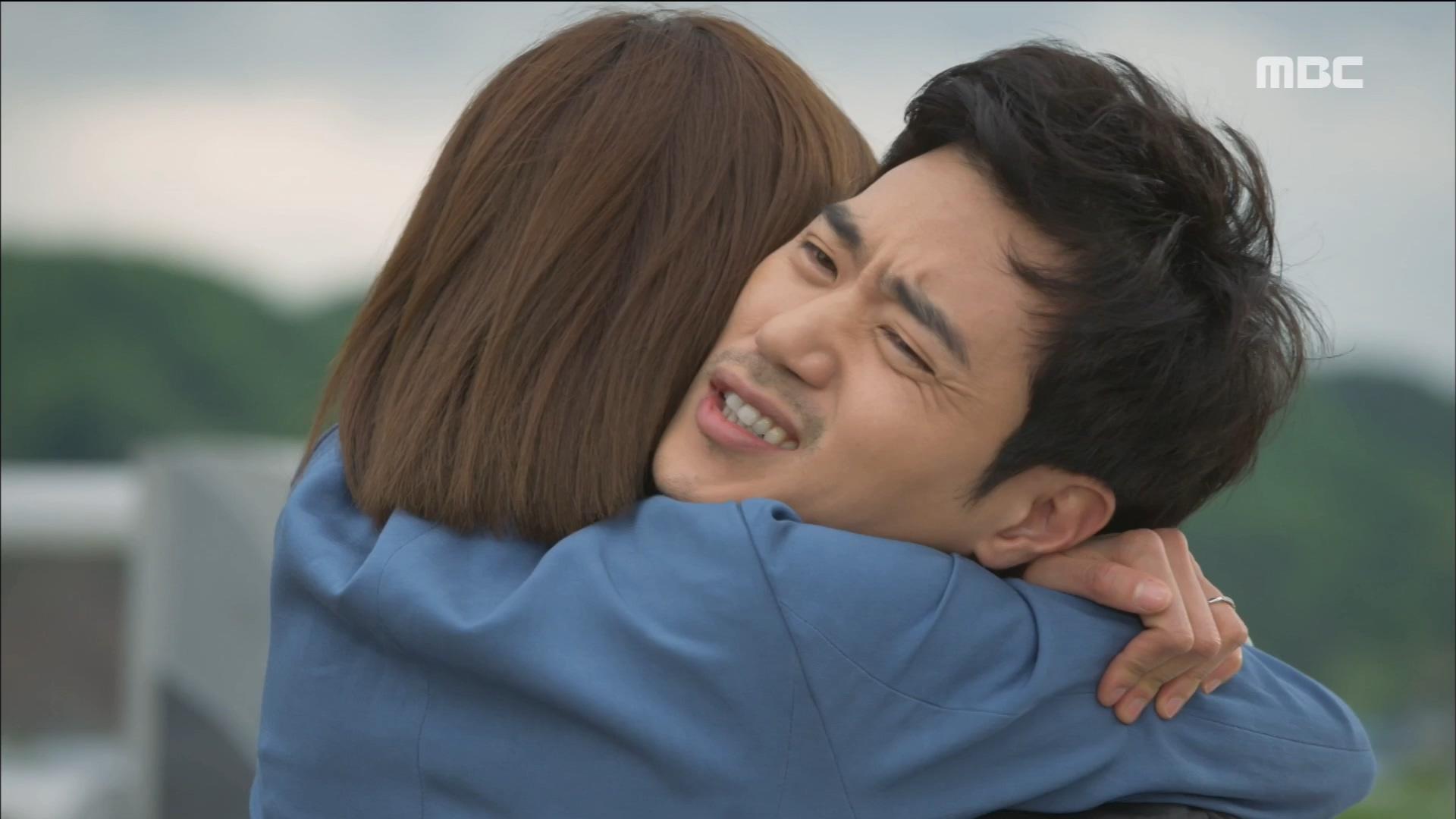 드디어 만난 유이♡김강우, 감격의 포옹!