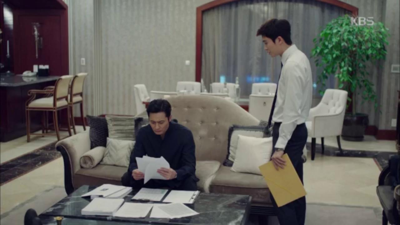 장동건-박형식 기가막히는 '사이다' 한방~?!
