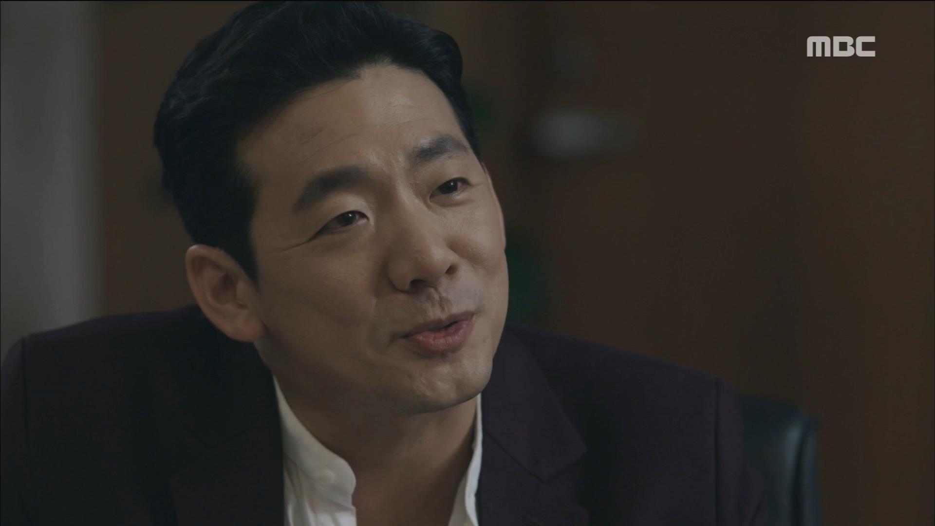 (뻔뻔) 사과 요구하는 전여진에 김도현
