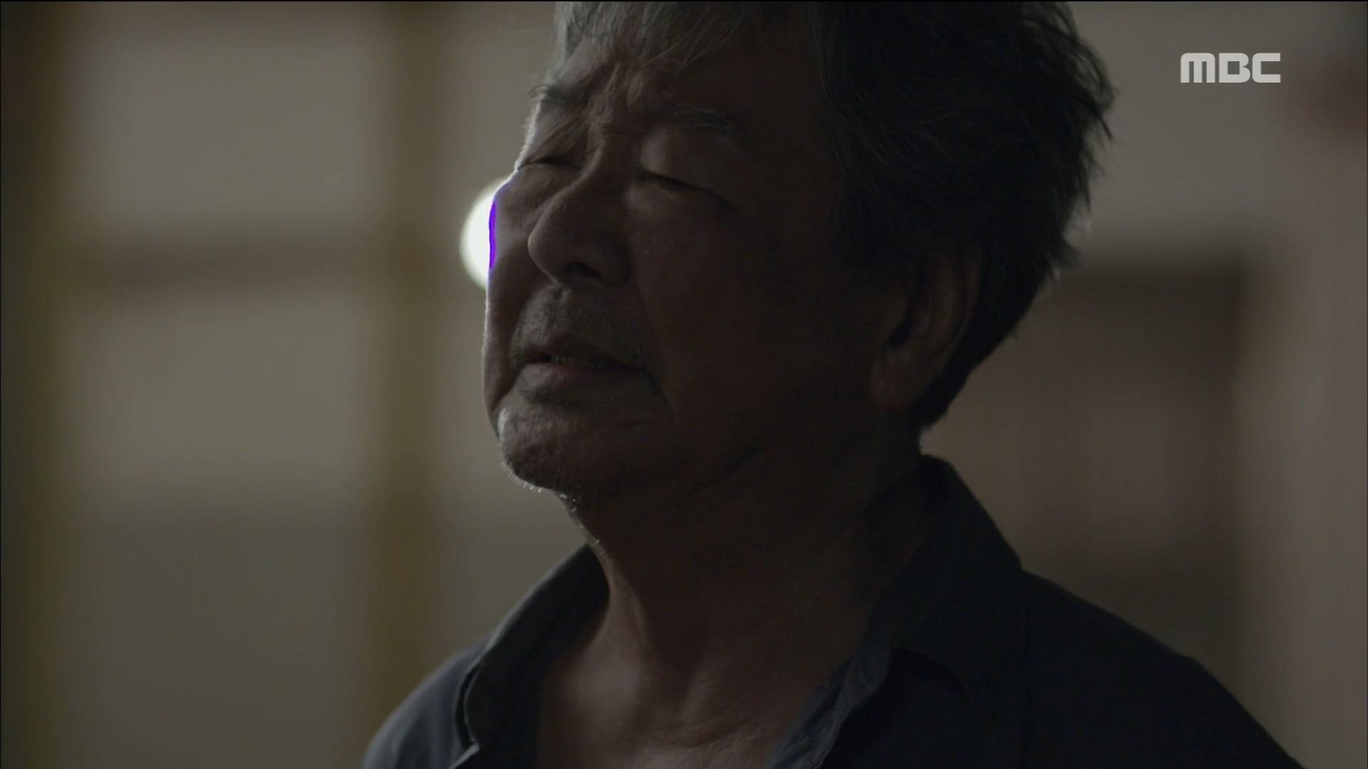채시라 몰래 눈물 삼키는 최불암, '아내 말고 다시 내 딸로 살아'