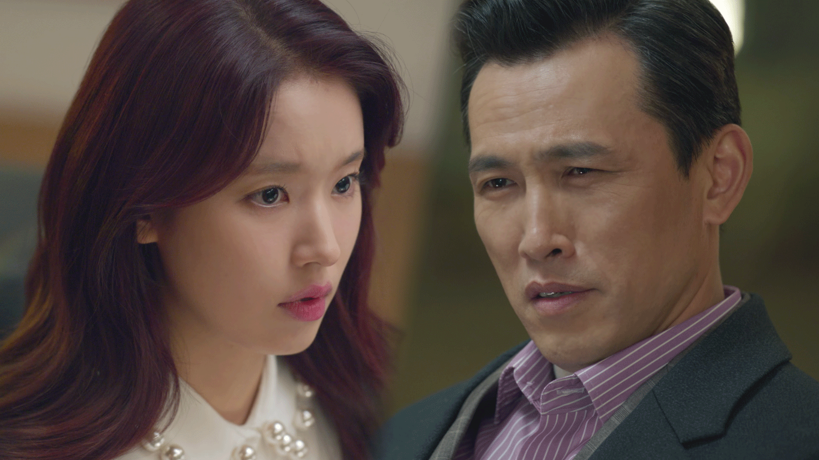 절대악 아빠 유오성 향해 박환희가 던진 최후의 카드