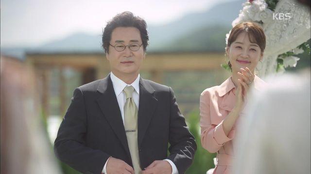 드디어! 온 가족이 함께한 장미희 ♥ 유동근 결혼식!