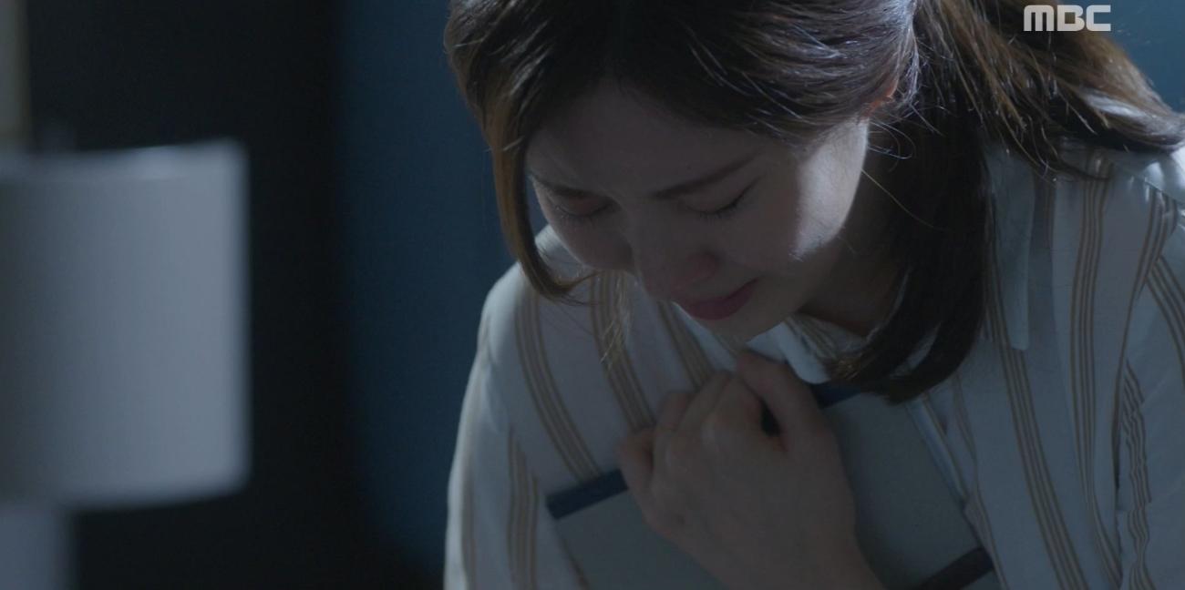 서현, 김정현의 리스트 끓어안으며 '눈물'