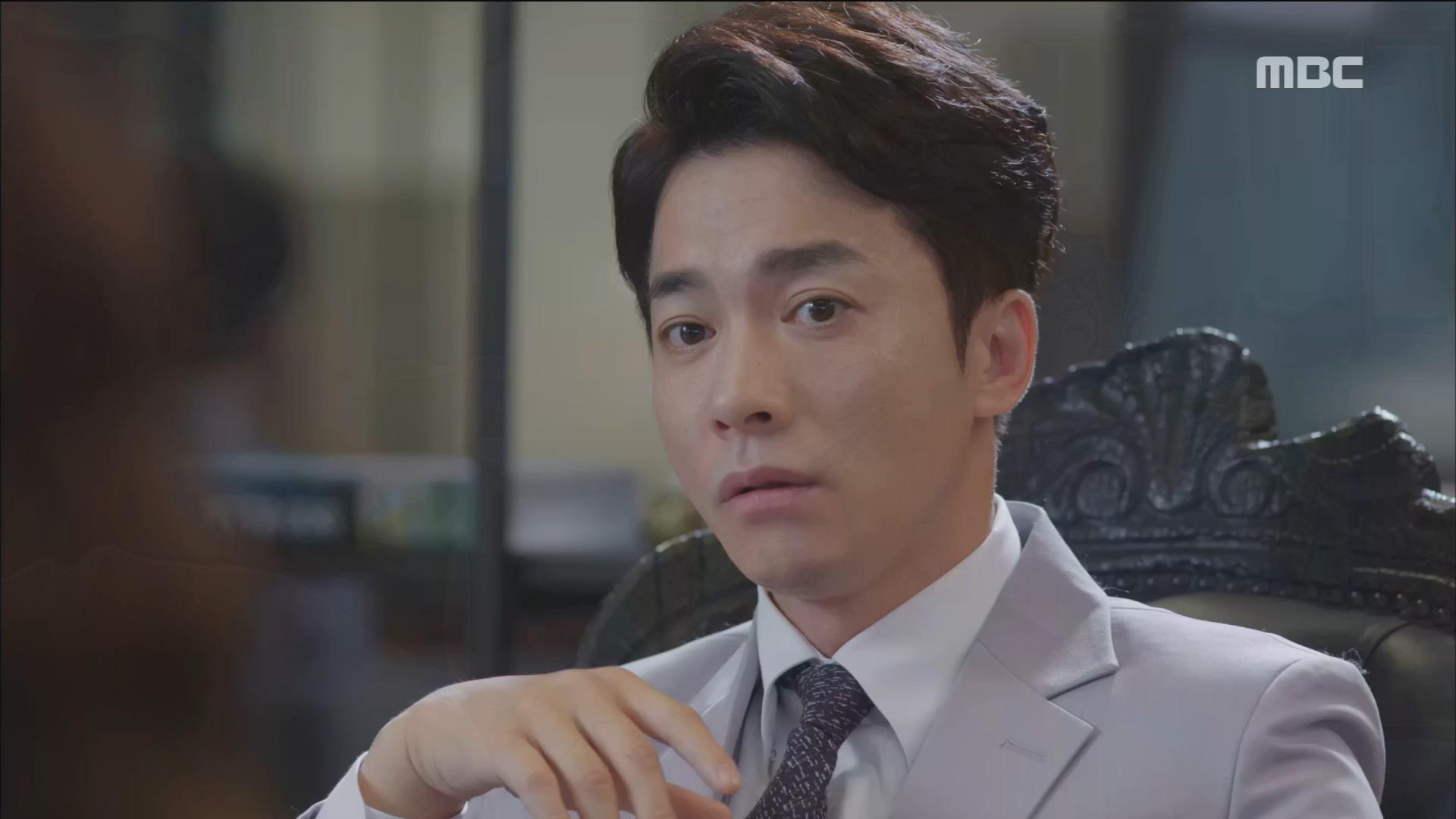 김영민, 엄현경 붙잡고 '얼마면 돼? 얼마면 되겠냐고!'