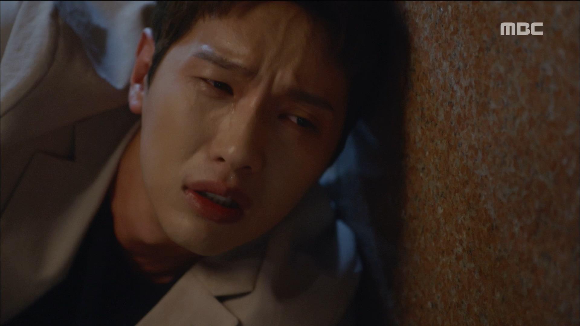 지현우, 결국 길에서 쓰러져 '응급실 행'