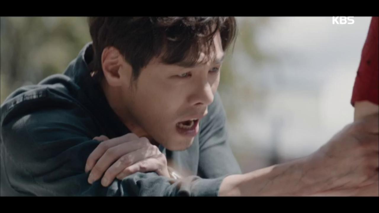 최 다니엘, 김원해를 죽음의 위험에서 구해내나?!