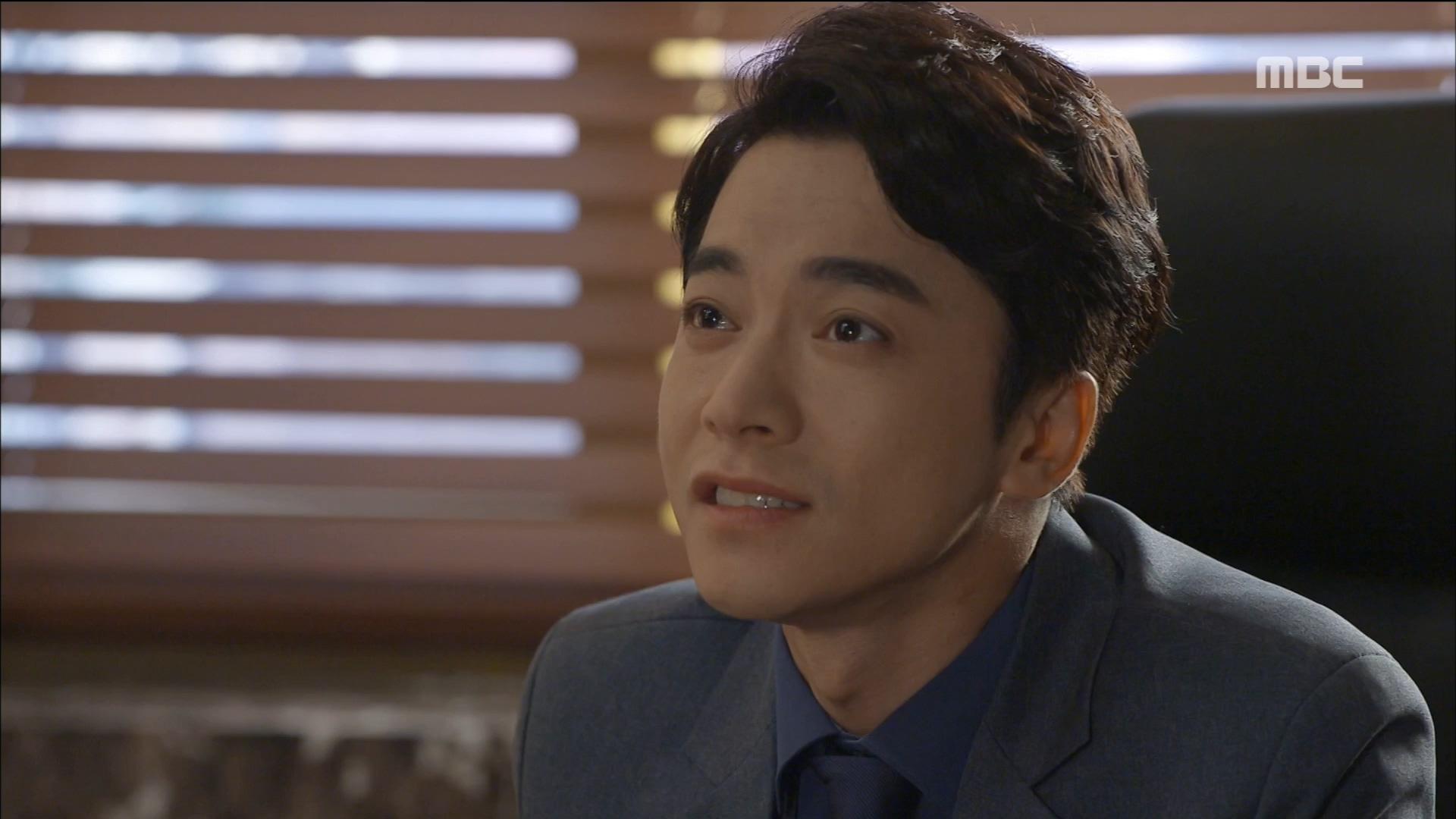 김영민, 송창의에 '너도 너희 아버지 빼다 박았겠다?'