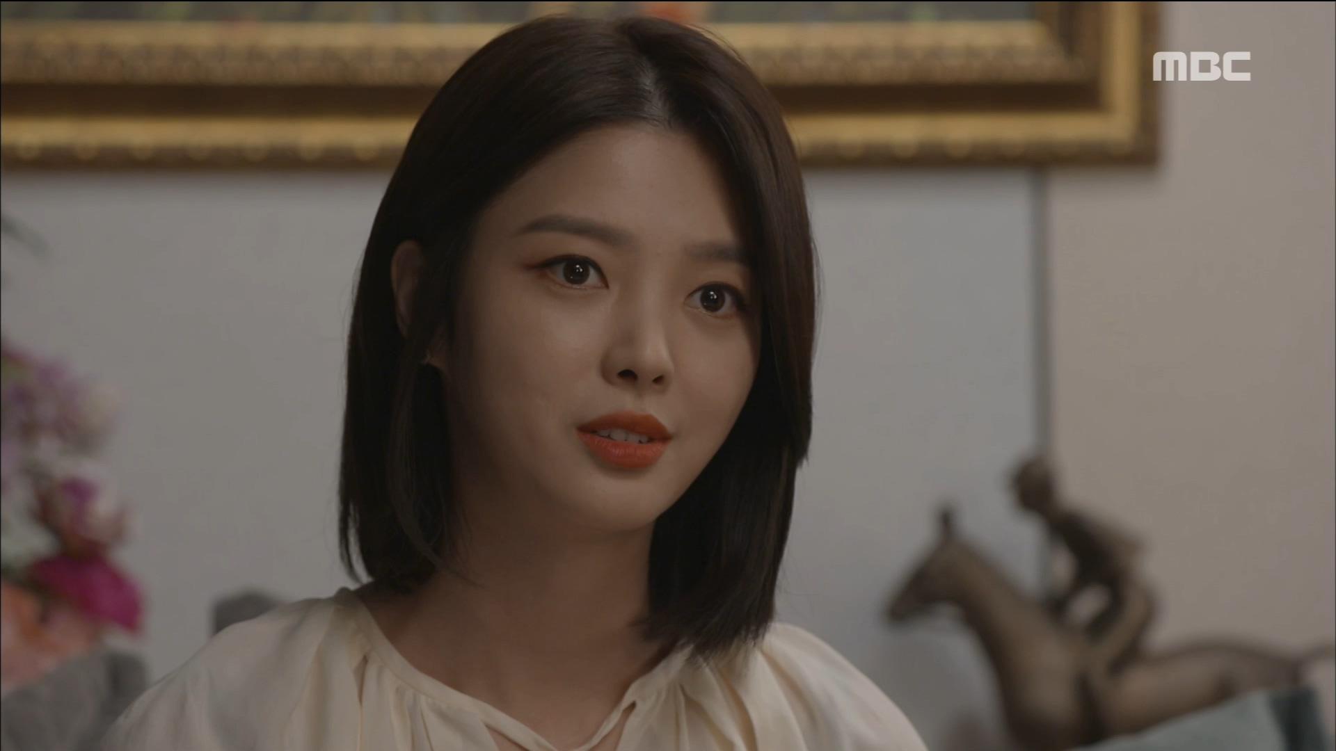 엄현경, 이유리에 '송창의는 내가 민수아라는 것 아니?'