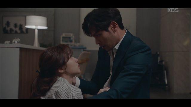 완전히 사라진 최 다니엘과 이지아 (ft. 슬퍼하는 박은빈)