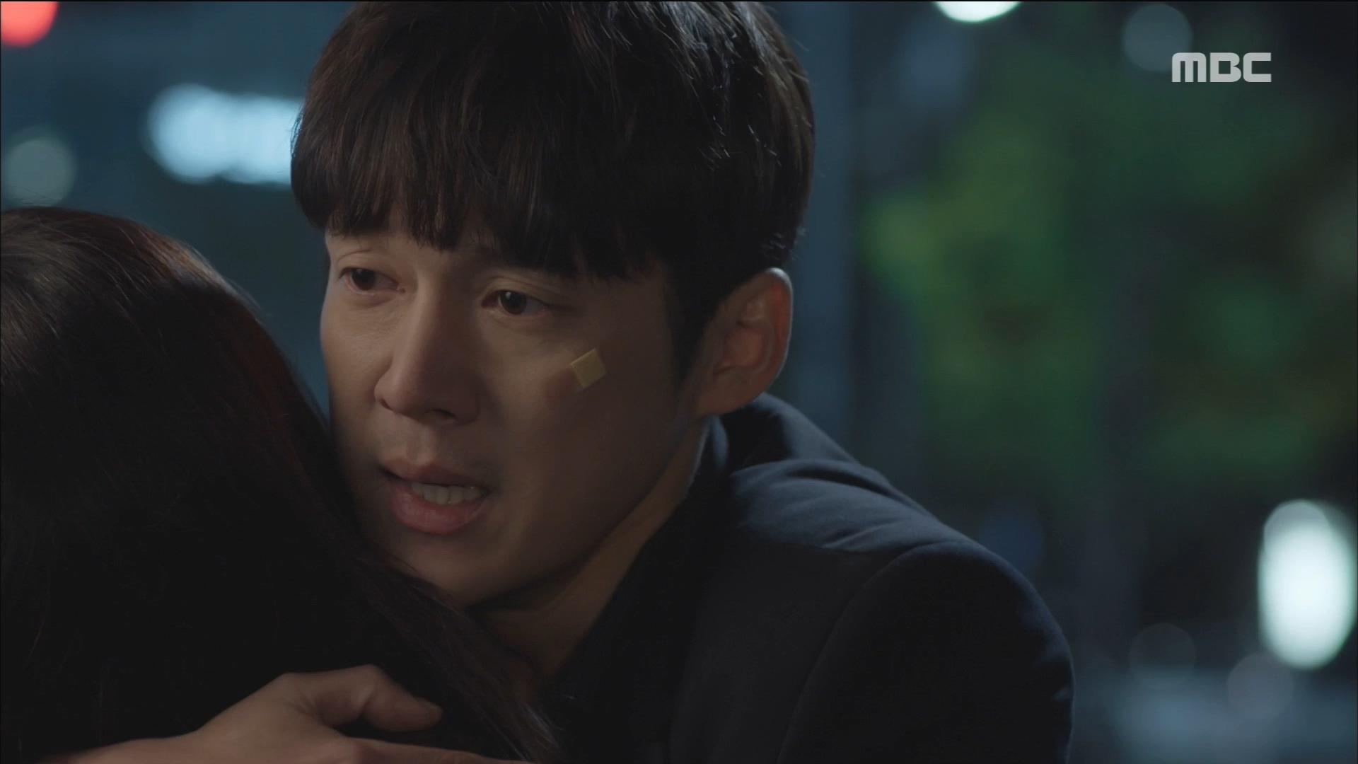 송창의, 이유리에 '걱정되면 그냥 걱정해, 내 앞에선 그래도 돼'