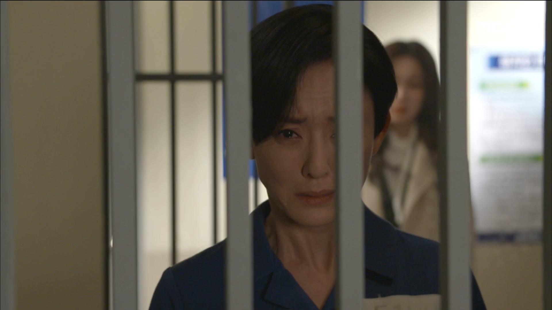 뒤돌아 눈물 삼키는 이유리-윤다경 모녀, '내가 애틋한 적 없었어?'